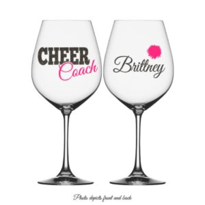 cheer coach gift