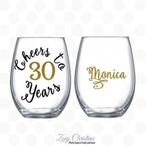 cheers to 30 years edition 2
