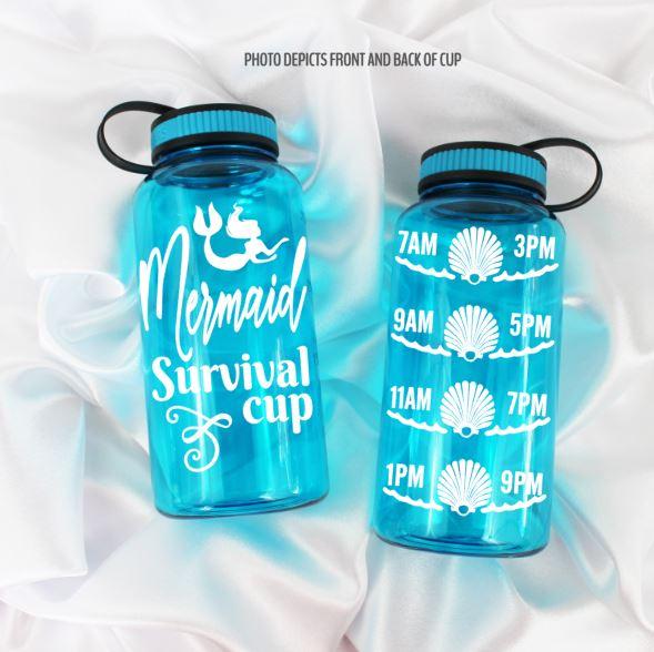 MERMAID SURVIVAL CUP