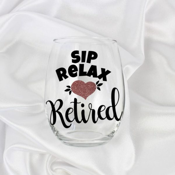 21st Birthday Gifts For Her Twenty One Stemless Wine Glass Women